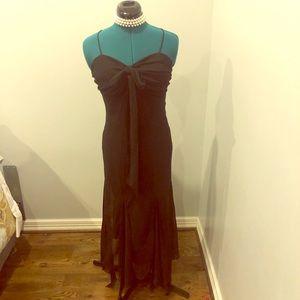 Long gorgeous party dress